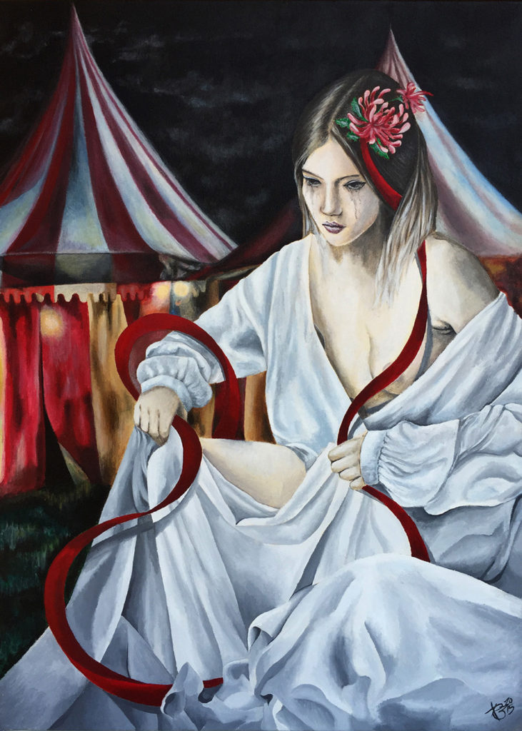 Davide Franceschini the circus