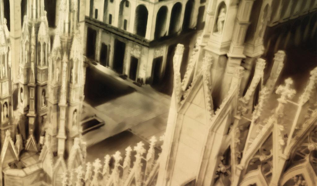 Duomo di Milano closeup 02