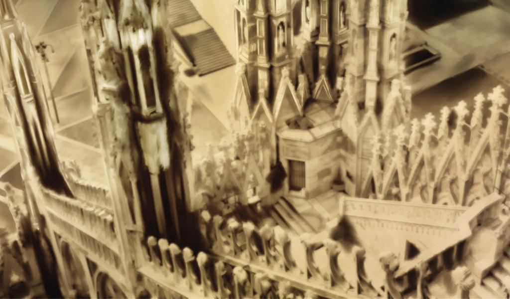 Duomo di Milano closeup 03