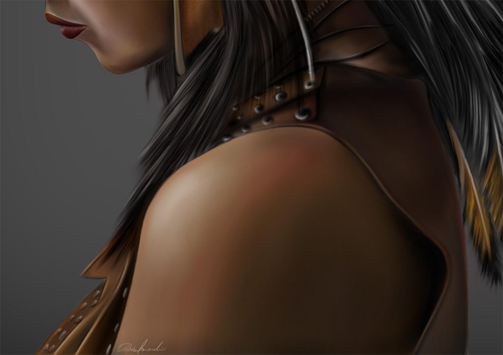 american indian girl 04
