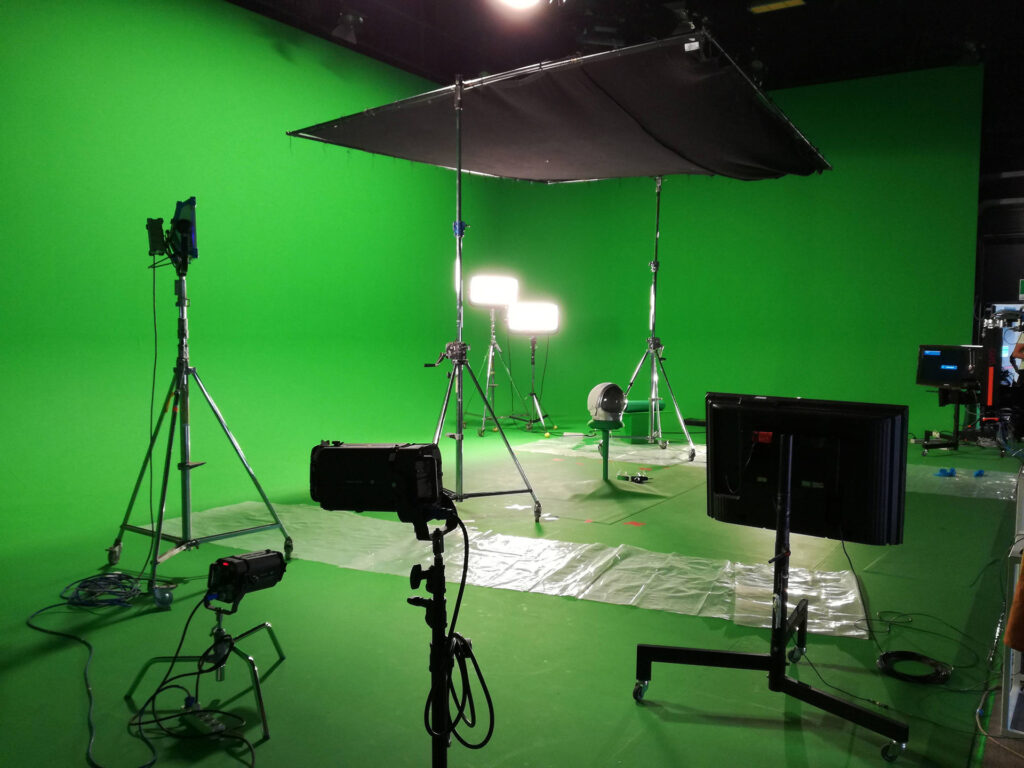 backstage giotto studio green screen 02