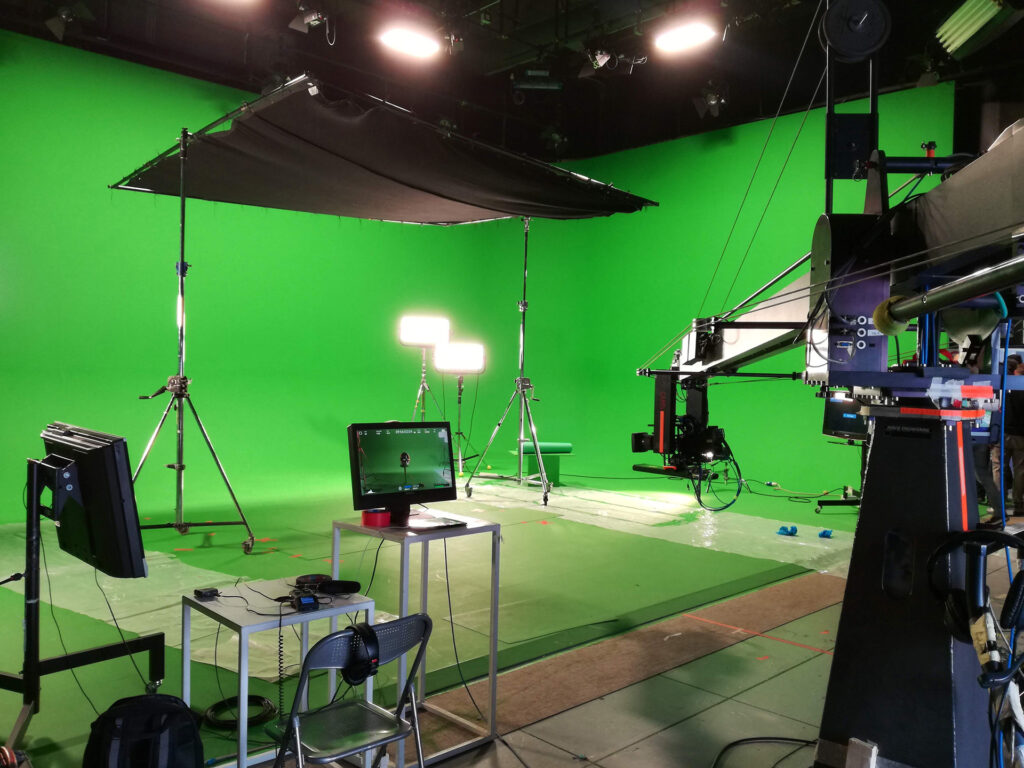 backstage giotto studio green screen 03