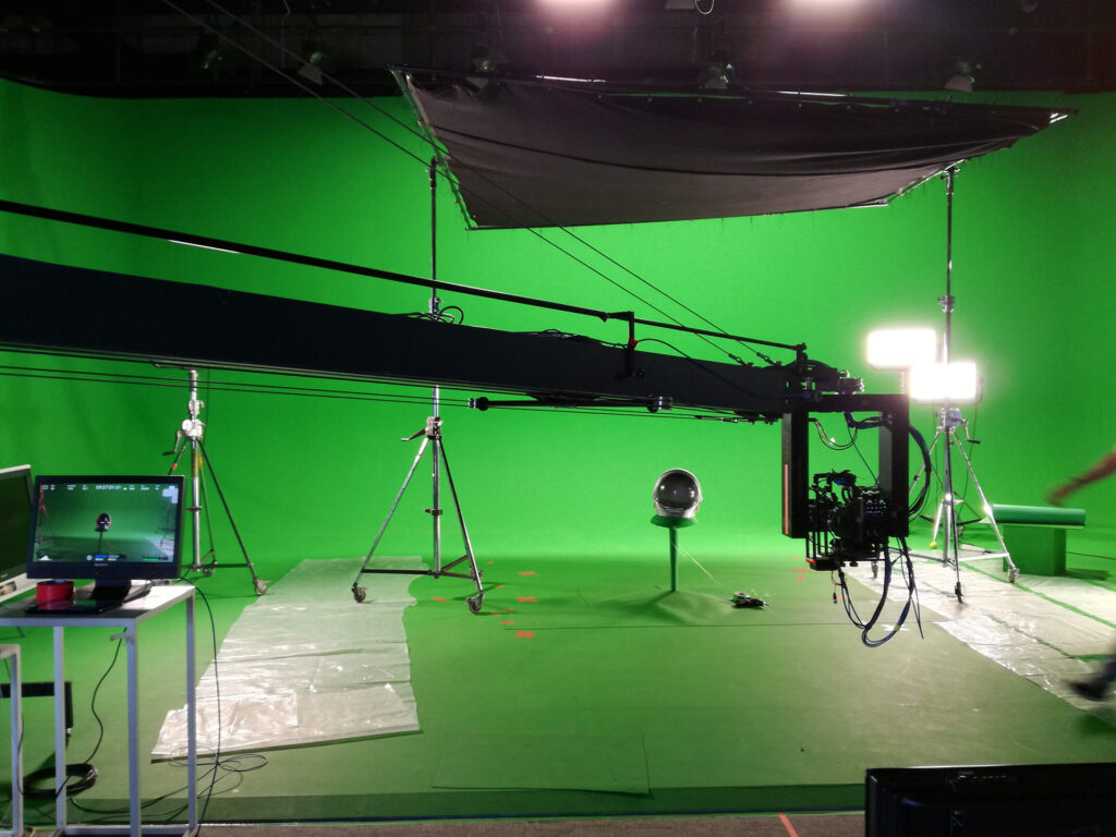 backstage giotto studio green screen 04