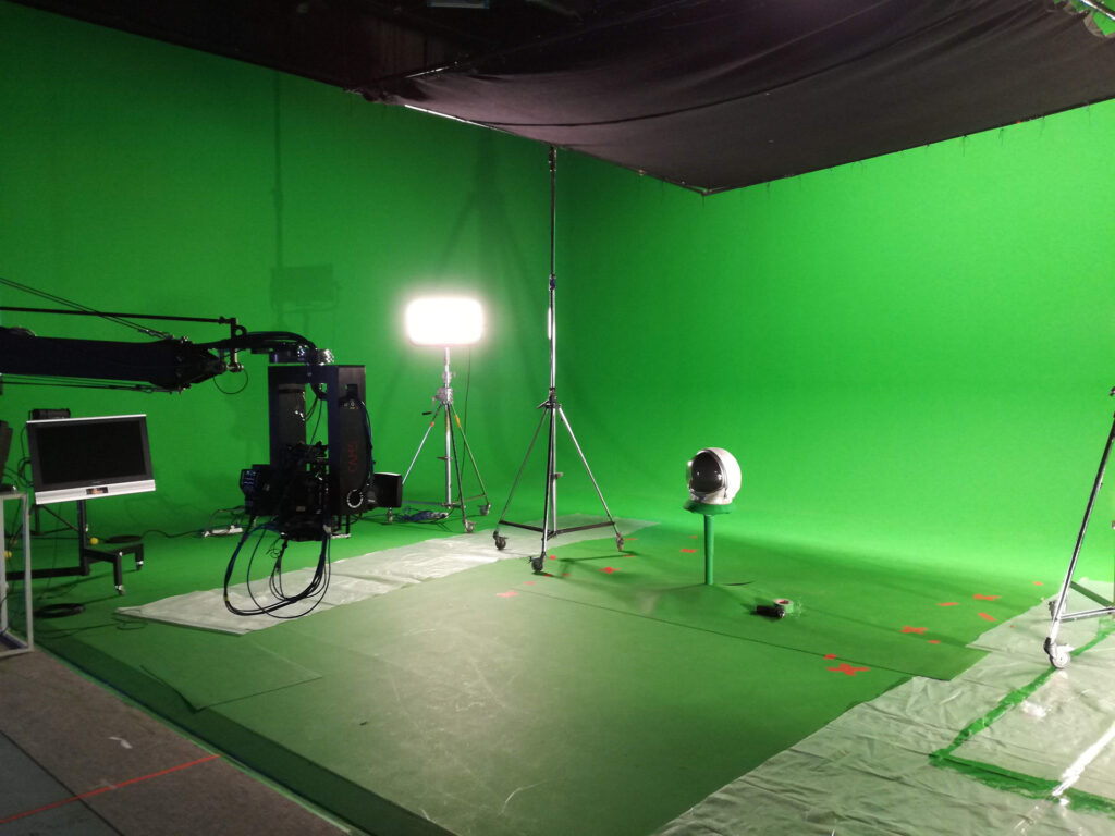 backstage giotto studio green screen 05