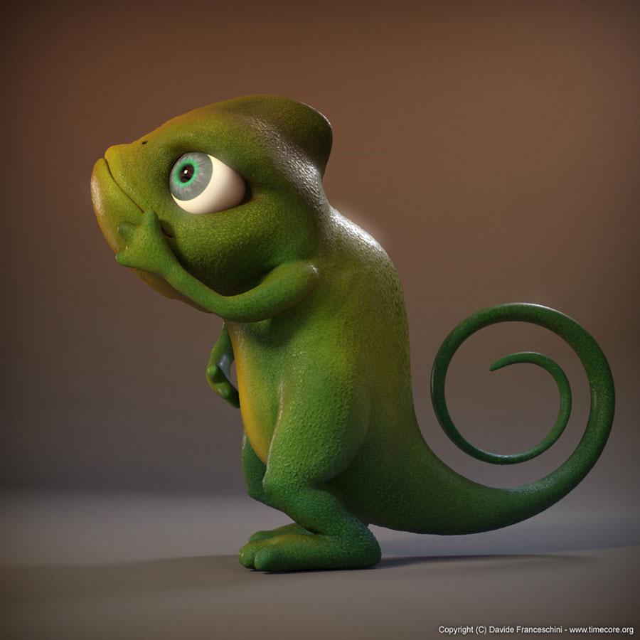 chameleon 06