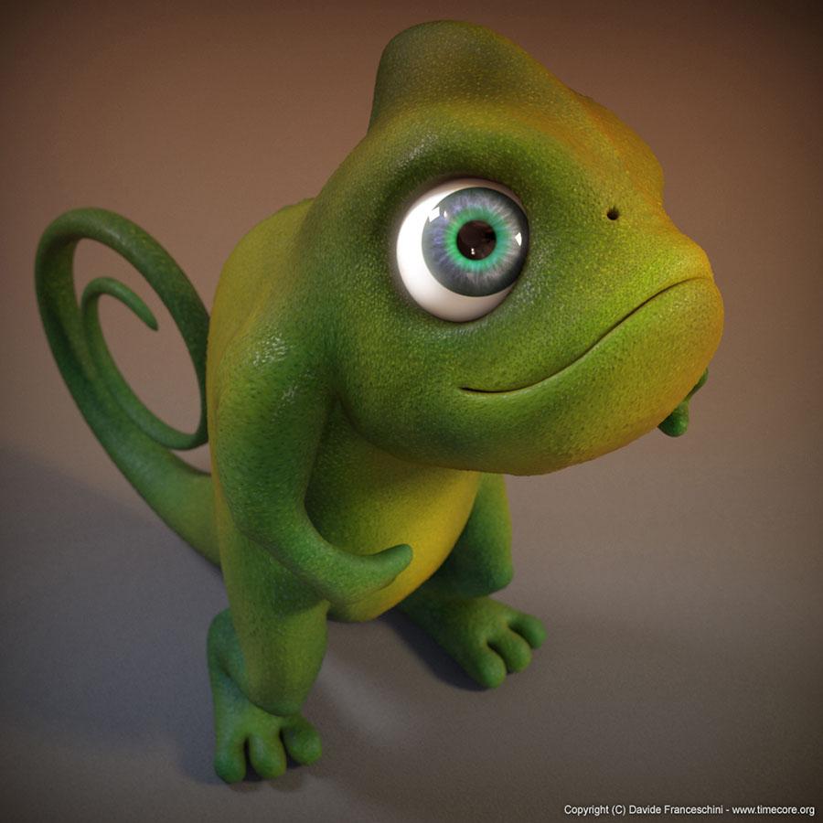 chameleon 07