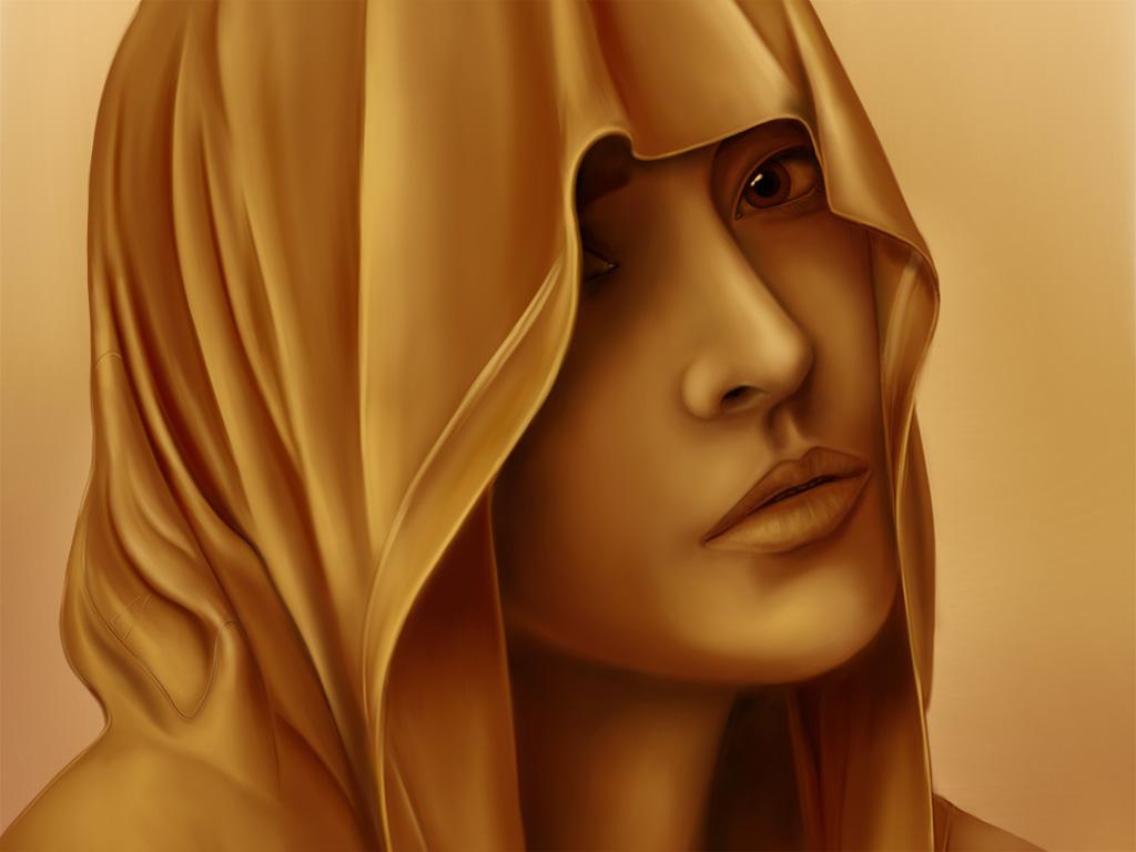 gold girl 03