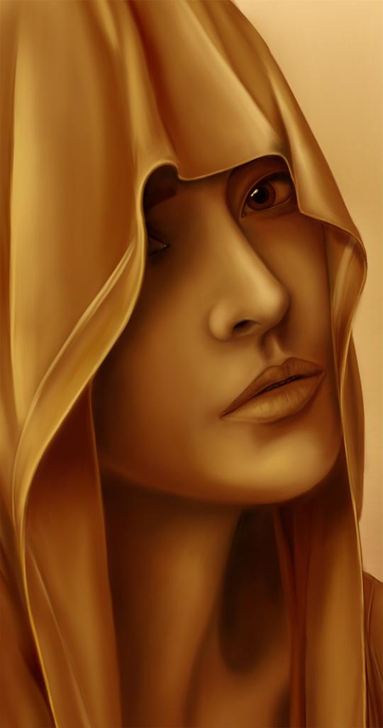 gold girl 04