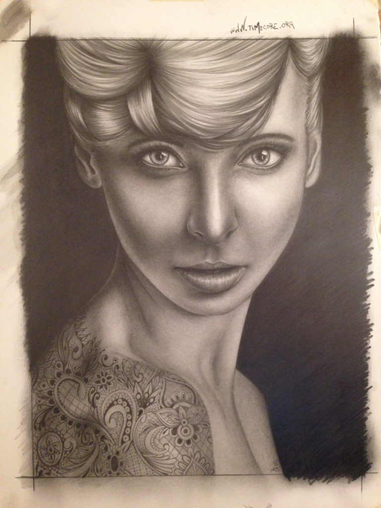 lady victorian wip 13