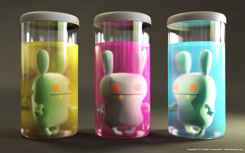 liquid toy