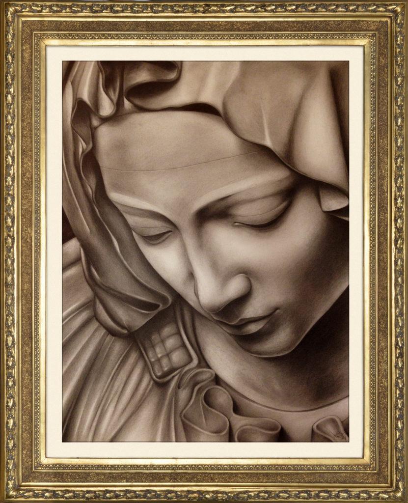 pieta michelangelo 14