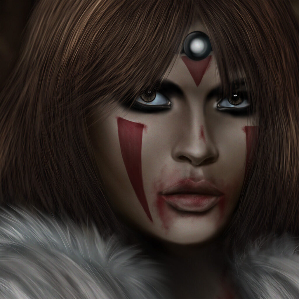 princess mononoke 03