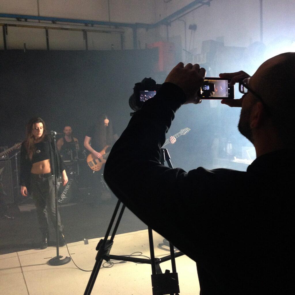 ravenscry backstage 06