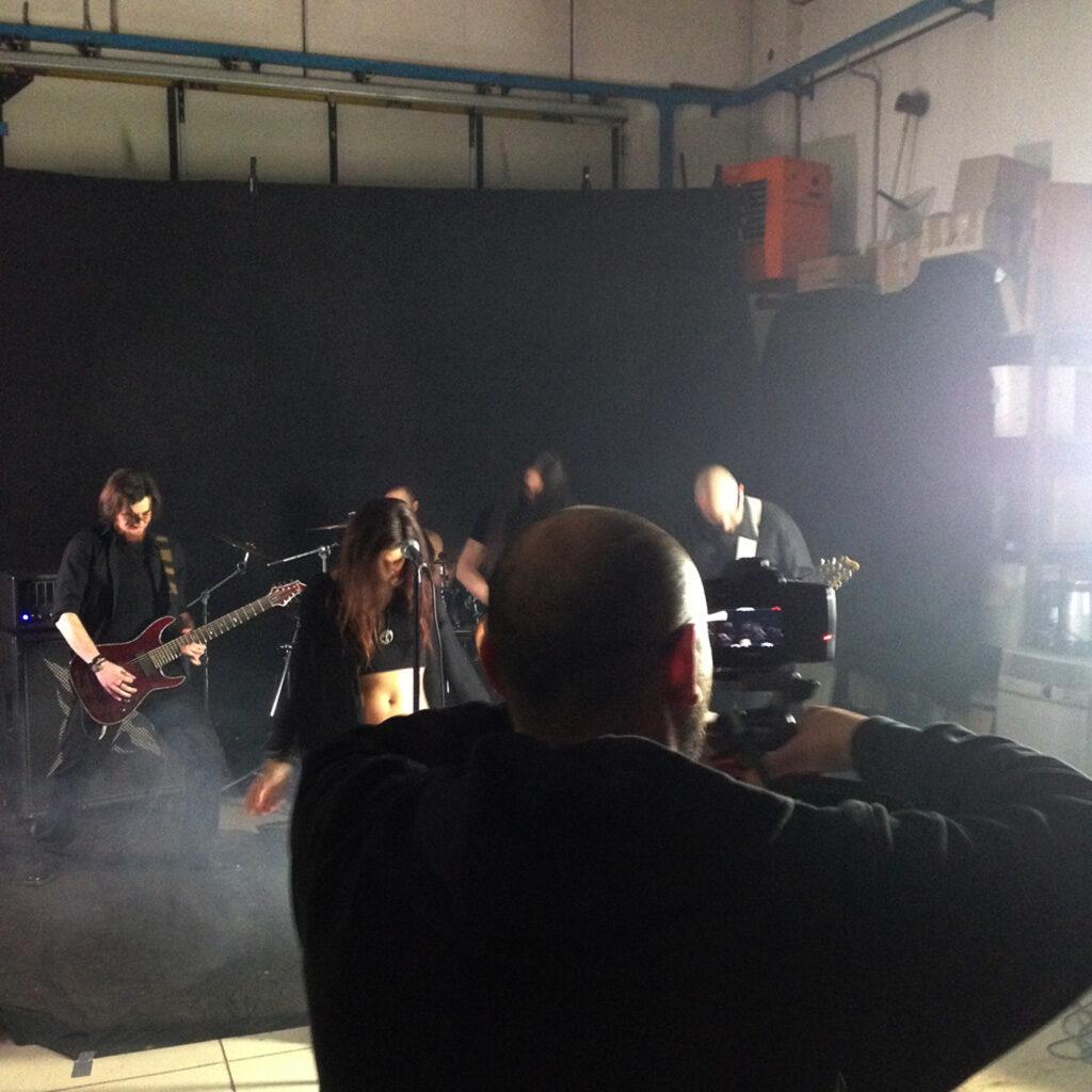 ravenscry backstage 08