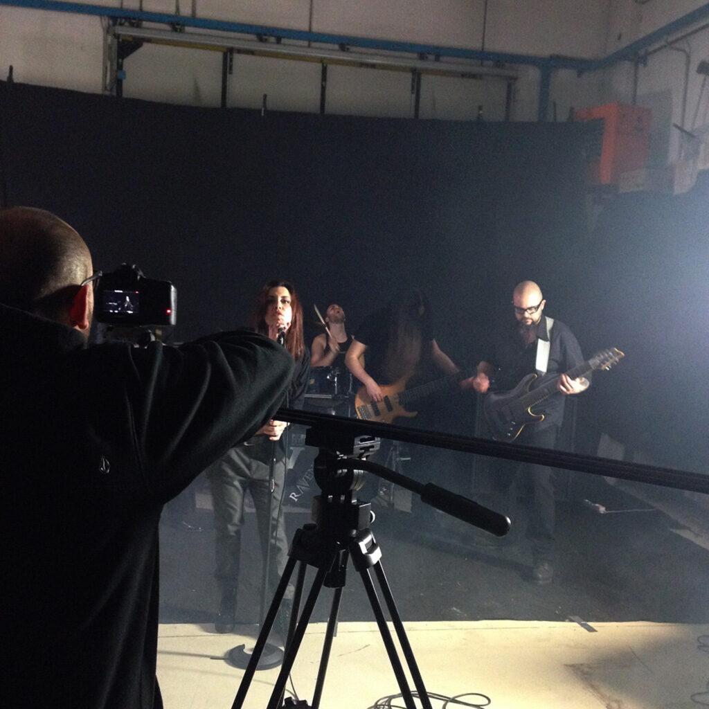 ravenscry backstage 09
