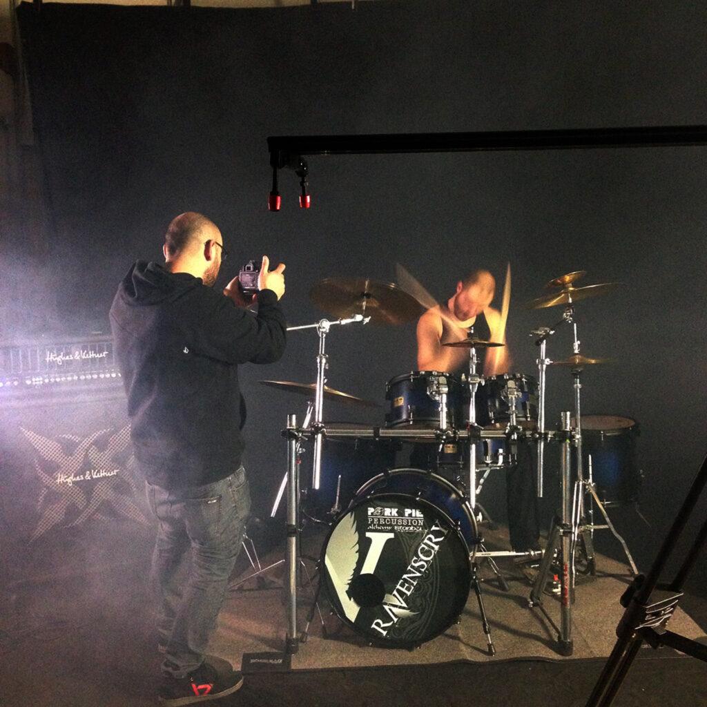 ravenscry backstage 10