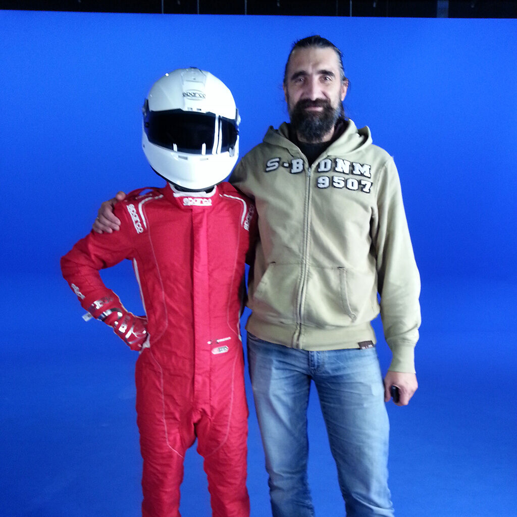 sparco backstage 14