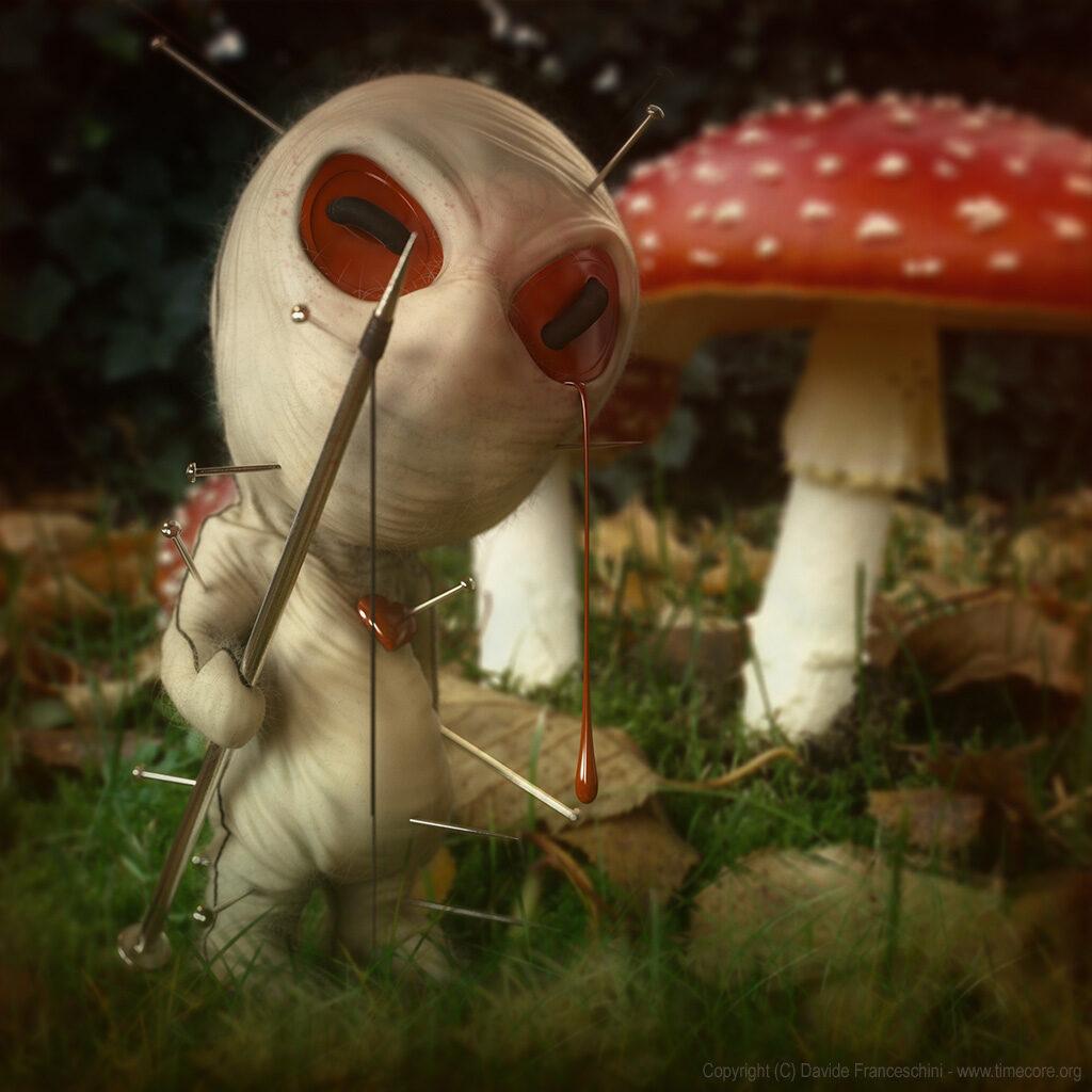 voodoo doll 01