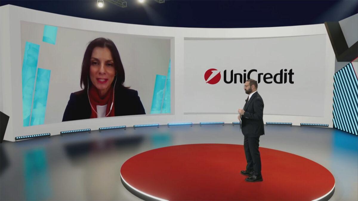 virtual set UniCredit